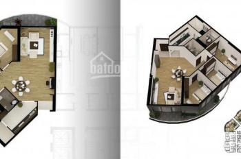 Băn căn 05, 06, 07 tòa N01T8 Ngoại Giao Đoàn 93m2 đến 131m2 giá từ 30tr/m2. LH 098.363.8558