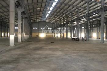 Cho thuê kho xưởng 600 và 2500m2 tại KCN Thạch Thất - Quốc Oai, Đại Lộ Thăng Long, Hà Nội
