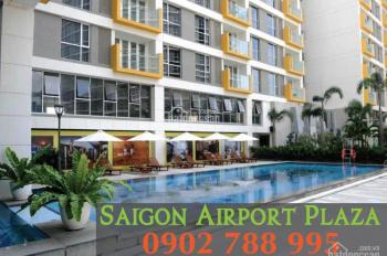 Sở hữu ngay CH 2PN Sài Gòn Airport Plaza, chỉ 4 tỷ, view đẹp, cạnh sân bay TSN, LH PKD 0902788995