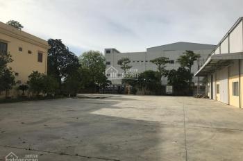 Công ty Hải An cho thuê kho xưởng DT: 500m2, 800m2, 1600m2, 5000m2 tại CCN Thanh Oai, Bích Hòa