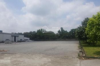Cho thuê kho xưởng DT: 1500m2, 2200m2, 4000m2, 5000m2, 7000m2 tại KCN Thạch Thất Quốc Oai, Hà Nội