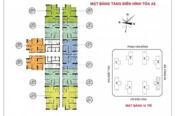 Chính chủ bán cắt lỗ chung cư An Bình City, tầng 1606 74,3m2 và 1005 86m2, giá 28tr/m2, 0901798296