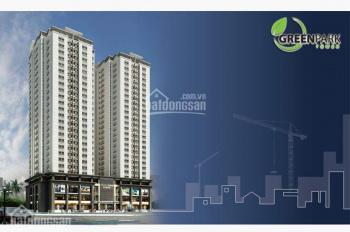 Ban quản lý cho thuê tòa nhà Green Park Tower, Dương Đình Nghệ, Cầu Giấy, Hà Nội. Dt: 50m2~1000m2