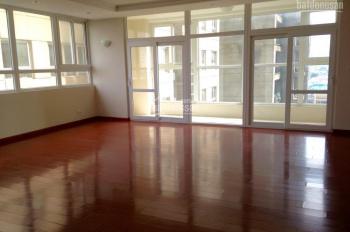 Ảnh thật - cho thuê CH làm văn phòng Vinaconex I, 4PN, sàn gỗ, nội thất cơ bản, giá chỉ 17tr/th