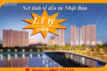 Căn hộ City gate 3, ngay cạnh đường Võ Văn Kiệt, cách quận 1 - 20 phút, giá cạnh tranh 1 tỷ/căn/2PN