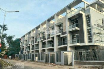 Nhà phố khu phức hợp Jamona Bùi Văn Ba, diện tích 5.4x20m, 3 lầu. Giá 9.5 tỷ, LH 0901.424.068