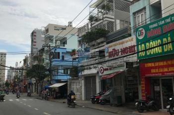 Cần bán nhà MT sầm uất Phan Văn Trị P. 11 Q. Bình Thạnh, DT: 110m2, nhà cấp 4, GPXD 7tấm, 11 tỷ