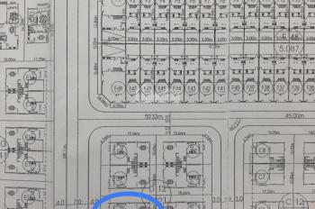 Bán đất biệt thự MT Ông Ích Khiêm, DT 10x18m, thực tế dài 20m. Hướng tây bắc, giá hấp dẫn 30tr/m2