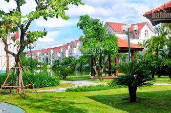 Chính chủ bán biệt thự 168-185-350m2 view vườn hoa, gần hồ tiện ích giá thỏa thuận LH 0912378806
