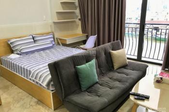 Cho thuê căn hộ mini đầy đủ nội thất nhà đẹp mới xây xong, giá 5-8 triệu