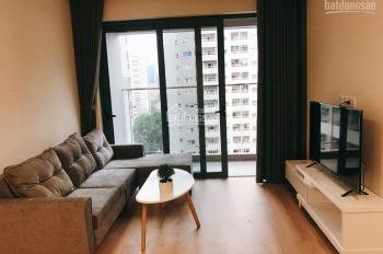 Cho thuê CH chung cư Rivera Park, căn góc tầng 20, 75m2. Vừa xong nội thất, 14triệu; LH: 0936105216