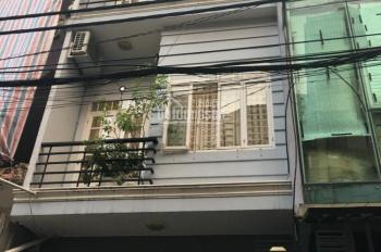 Bán nhà hẻm 8m đường Nguyễn Quang Bích, P. 13, Tân Bình, DT: 4x21m, nhà 2 lầu đẹp