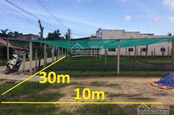 Bán đất thổ cư 10x29.5m huyện Châu Thành, Tây Ninh