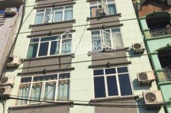Cần bán nhà mặt phố Hai Bà Trưng, DT 32m2, MT 3.5m, xây 7 tầng, LH: 0913851111