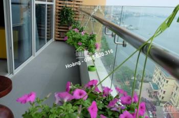 Bán căn hộ tầng 8 tòa Watermark, Lạc Long Quân, Tây Hồ, 111m2, view Hồ Tây, nội thất đẹp, 6.2 tỷ