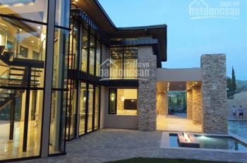 Bán villas hẻm Út Tịch - Gần KS Đệ Nhất Quận Tân Bình 8x26m 4 lầu. Đang cho thuê 100tr/tháng