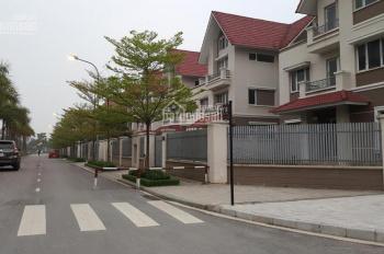 Chính chủ cần bán căn biệt thự An Hưng, P. Dương Nội, DT 306m2, xây thô hoàn thiện mặt ngoài