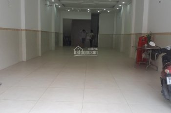 Cho thuê nhà ngang 6m mặt tiền buôn bán đường Nguyễn Cửu Đàm, P. Tân Sơn Nhì Q. Tân Phú
