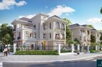 Bán biệt thự lô góc 495 m2 view hồ Vinhomes Green Bay đẳng cấp nhất dự án