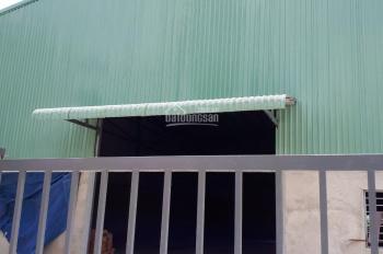 Cho thuê nhà xưởng 700m2, giá 30tr/tháng vừa hết HĐ trả lại tại Thạnh Xuân 25, P. Thạnh Xuân, Q12