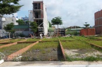 Bán đất Quận 6, đường Lý Chiêu Hoàng, P10, Q6, gần chợ Hồ Trọng Quý, DT 60-70m2, giá 25tr/m2