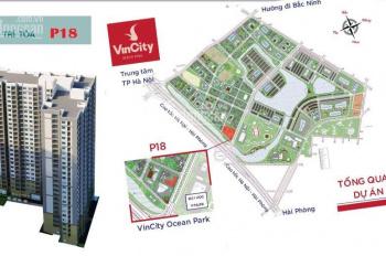 Đăng ký tư vấn căn hộ phù hợp, thăm quan nhà mẫu dự án Vincity Ocean Park tại TTGD BĐS Times City