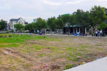 Bán nhanh lô đất 80m2 ngay KDC Thuận Giao, Thuận An, Bình Dương, giá chỉ 1.2 tỷ, sổ đỏ, thổ cư 100%