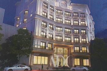 Bán gấp tòa Khách Sạn 8,5 tầng mặt phố Đỗ Đức Dục. Giá 115 tỷ, tel 0942 645 234