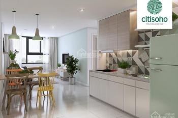 Chính chủ cần bán căn hộ Citi Soho, quận 2, có 2PN, giá bán 1.45 tỷ đã có VAT. LH 0938889665