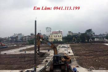 Bán đất nền dự án TĐC Thế Lữ, dự án phố đi bộ Tam Bạc, Hồng Bàng, Hải Phòng