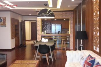 Cho thuê căn hộ Vincom Đồng Khởi căn đẹp nhất 3 PN giá 116.28 triệu/tháng LH 0901838587