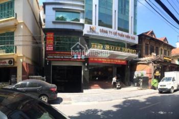 Cho thuê văn phòng mặt phố Bà Triệu, Trần Quốc Toản 50m2, 100m2, 150m2, giá 230 nghìn/m2/tháng