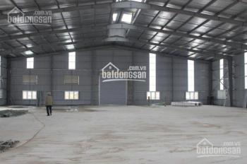 Công ty Hải An cho thuê kho xưởng DT: 500m2, 1000m2, 1600m2 tại CCN Thanh Oai, Bích Hòa, Hà Nội