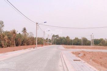 Bán gấp 2 nền đất ngay MT đường Phạm Hùng, Bình Chánh, giá 1.5 tỷ /nền, SHR. LH: 0906873743 Nhã