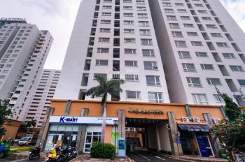 Cho thuê căn shop 174m2 2 mặt tiền chung cư, đường Liên Phường, Phú Hữu, quận 9
