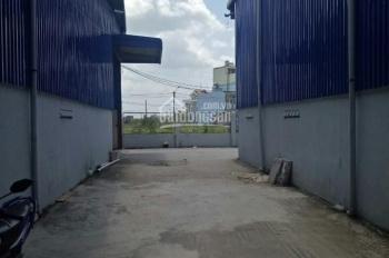 Cho thuê xưởng đường Liên Phường, diện tích 450m2, tiện làm nhà xưởng hoặc kho chứa hàng