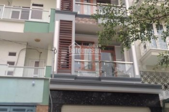 Nhà mới 2 lầu, sân thượng MT Nguyễn Cửu Đàm. DT 273m2