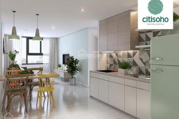 Chuyên bán căn hộ Citi Soho, quận 2, căn 2 phòng ngủ, giá rẻ nhất thị trường. LH 0938 889 665