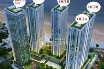 Bán nhanh căn hộ Mường Thanh, view biển trực tiếp, full nội thất, giá rẻ, LH: 0986249578 Kim Ngân