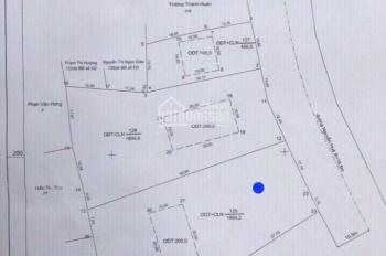 Bán 1864m2 đường Nguyễn Huệ giá 60tr/m2