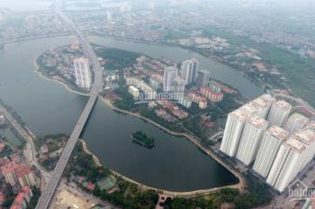 Cho thuê chung cư Linh Đàm, 5 triệu 1 tháng căn 67m2, LH 0945033665