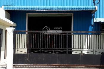 Cho thuê nhà xưởng 1200m2 đang sản xuất cơ khí hết hợp đồng trả lại ở Hà Duy Phiên, Bình Mỹ, Củ Chi