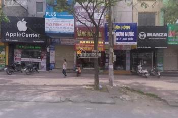 Nhà mặt phố Hồ Tùng Mậu, DT 34m2*5T, MT 3m 2 tầng = 18 tr/th. Giá 23 tr/th
