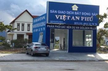 Mua - bán, ký gửi đất nền Golden Hills, Đà Nẵng - 0914.771.331