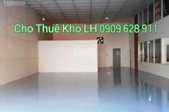 Cho thuê kho nhỏ TPHCM Quận 7, DT 140m2 đường Huỳnh Tấn Phát thích hợp làm VP, kho, showroom