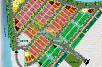 Cần tiền bán gấp lô biệt thự Jamona Home giá 36tr/m2, view sông