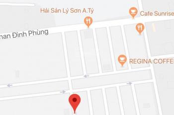 Cho thuê đất nền liền kề mặt tiền đường Hoàng Diệu, khu đô thị Ngọc Bảo Viên