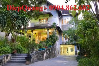 Bán villa đường Phan Kế Bính, P. Đa Kao, Quận 1. DT: 10x40m