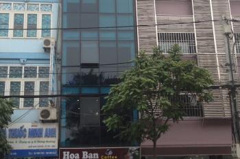 Bán nhà mặt phố Trần Quốc Hoàn 134.5m2, 8.5 tỷ, đối diện cổng chính tổng cục Hậu cần kỹ thuật - BCA