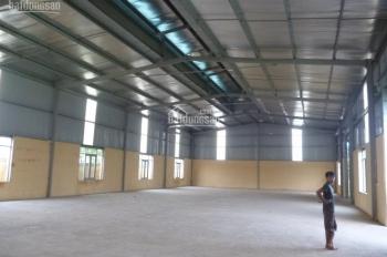 Chính chủ cho thuê xưởng KCN Quất Động, 1000m2, 1500m2, 3000m2
